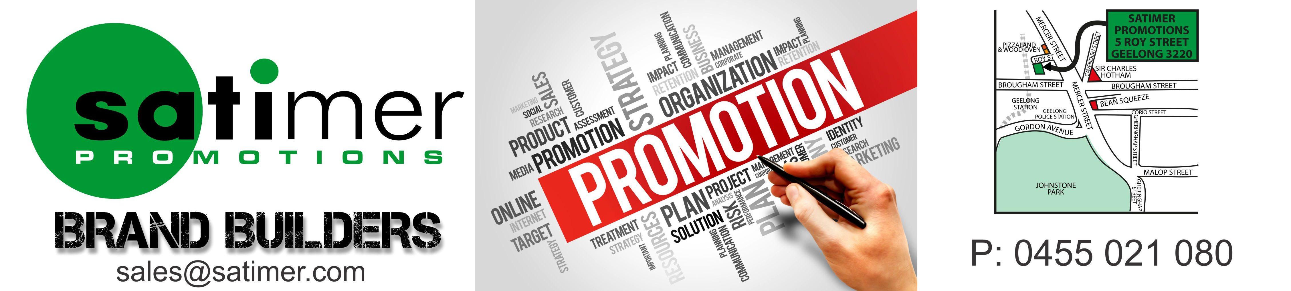 Satimer Promotions